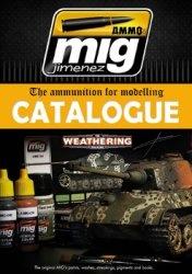 Журнал Ammo Catalogue (MIG Jimenez) RUS
