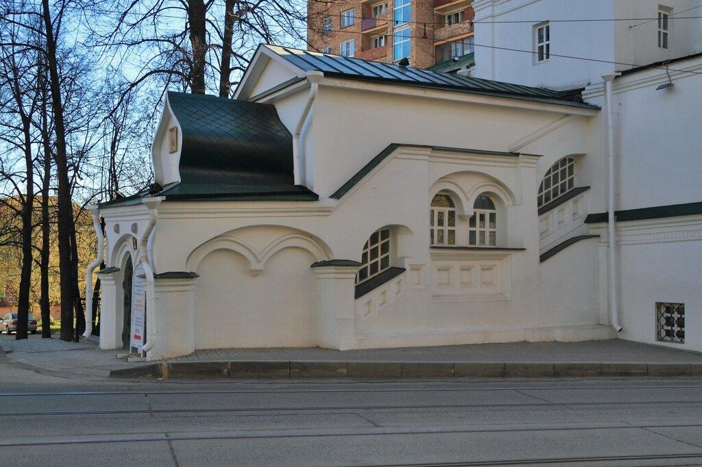Церковь Знамения Божией Матери и святых Жен-Мироносиц, фрагмент