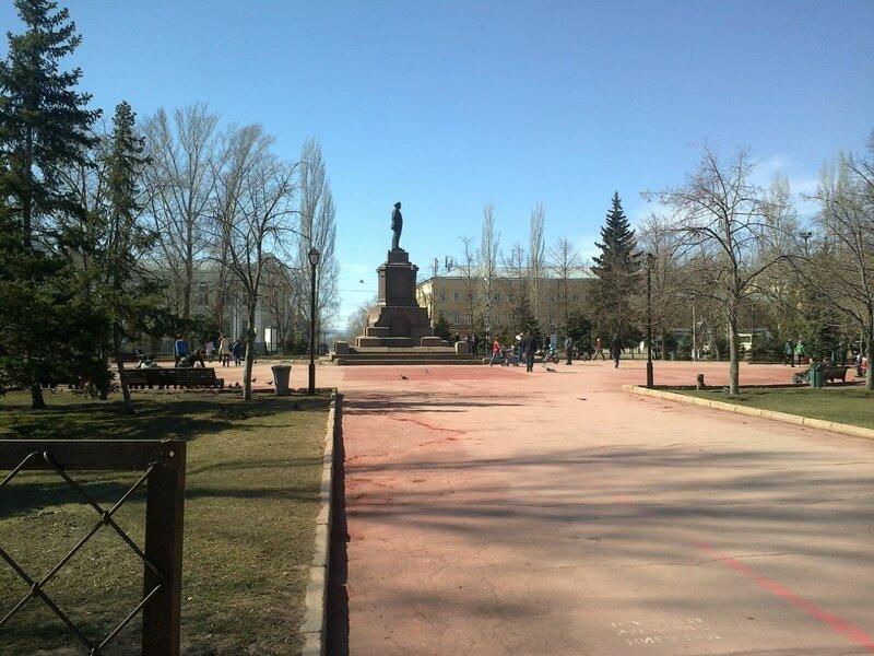 Площадь Революции (Самара)