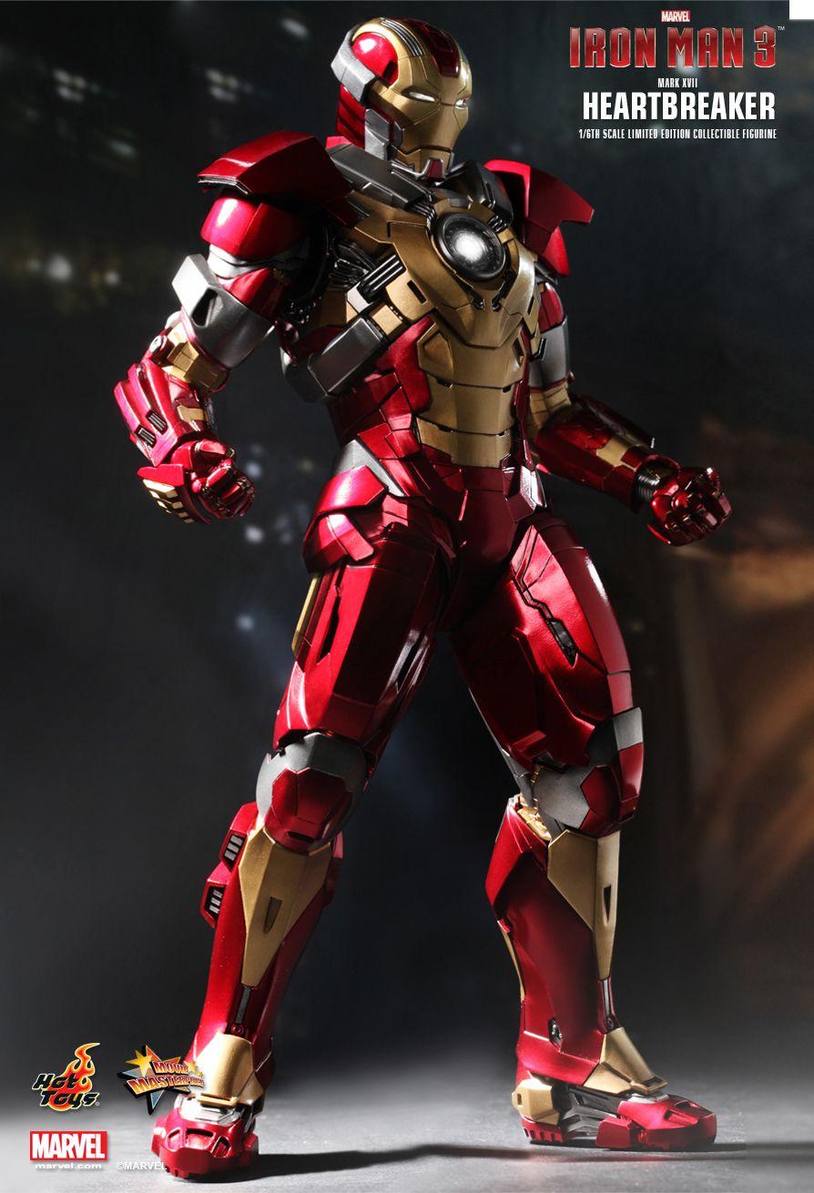 Amazoncom Marvel Legends Infinite Series Iron Man Mark