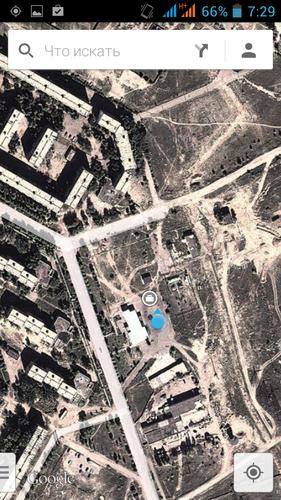 Карты Гугл + GPS