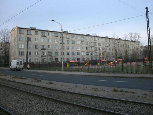 ул. Бабушкина 92