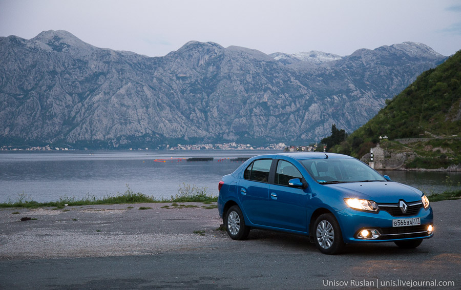 Новый Renault Logan 2014