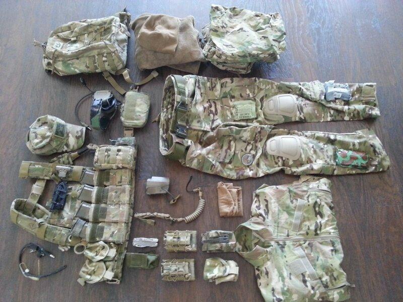 Купить снаряжение и обмундирование НАТО