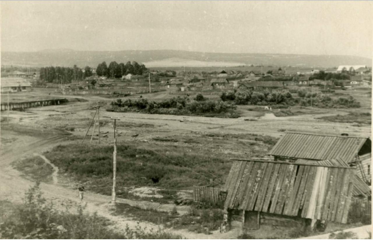 Деревня Ермолаева Даурского района