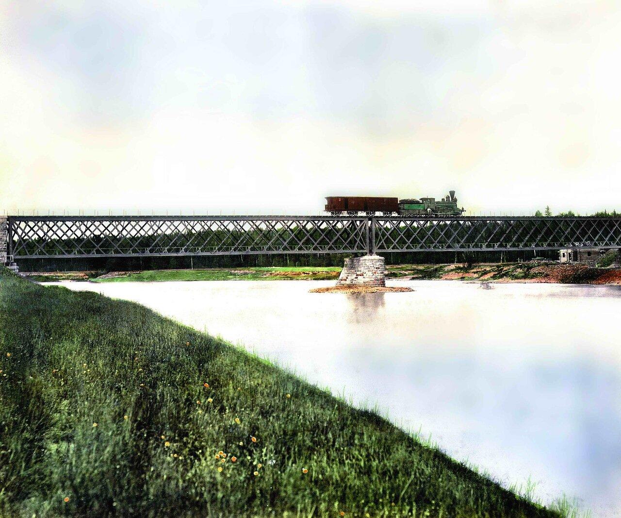 34. Мост через р.Яйва