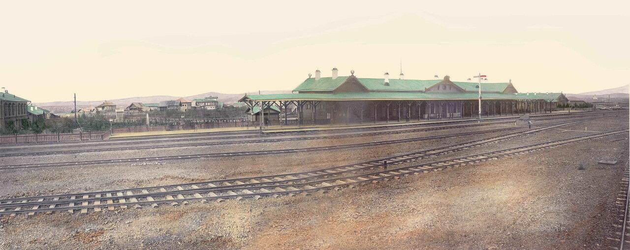 42. Станция Нижний Тагил