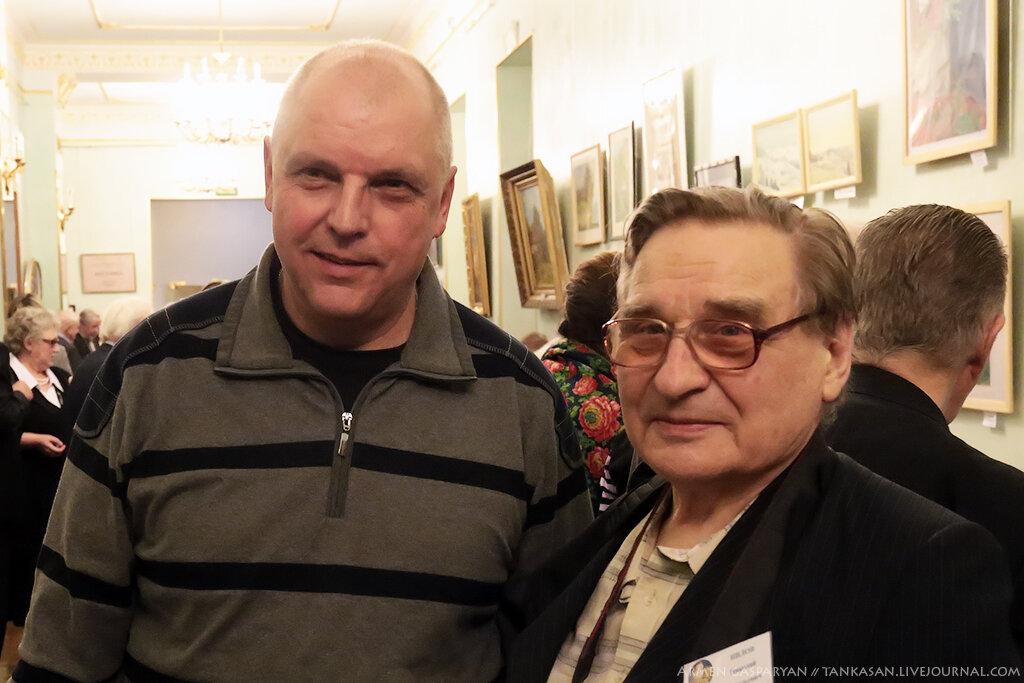 Николаю Нилову - 85 лет!