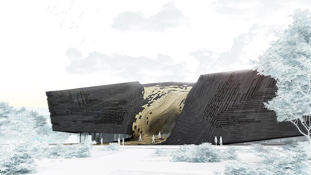 helsinki public library by robert stuart-smith design