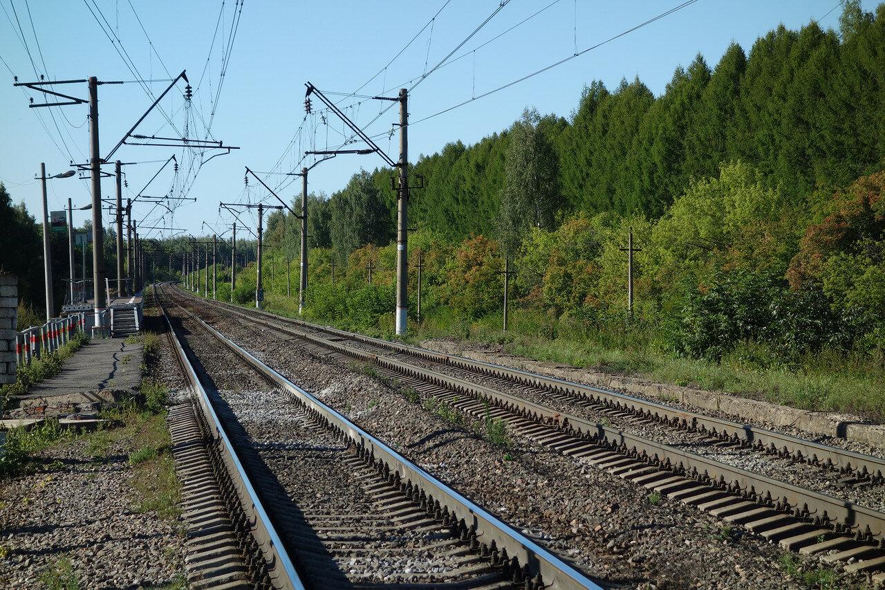 платформа 146 км
