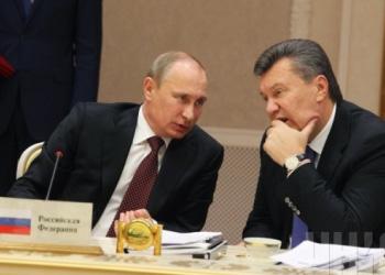 Янукович попросил Путина ввести войска РФ в Украину