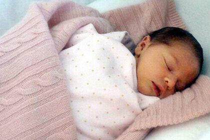 Объявили имя недавно родившейся дочери принцессы Швеции