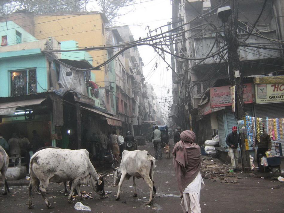 Обратная сторона Индии