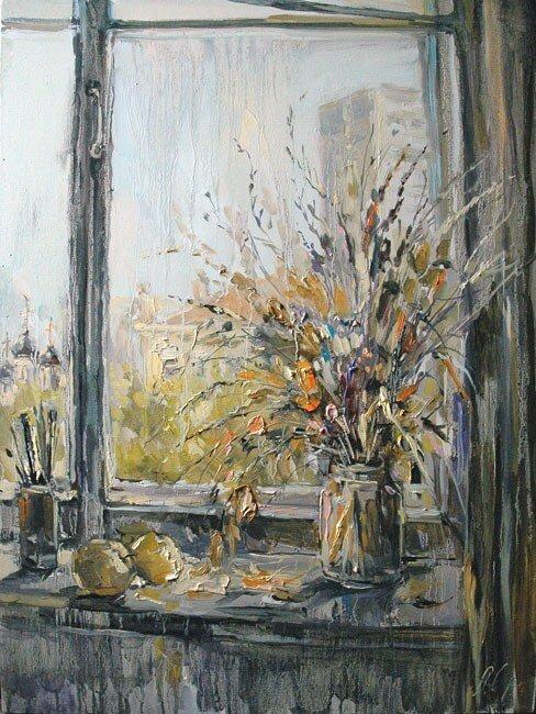 Анна Чарина. Осеннее окно.jpg