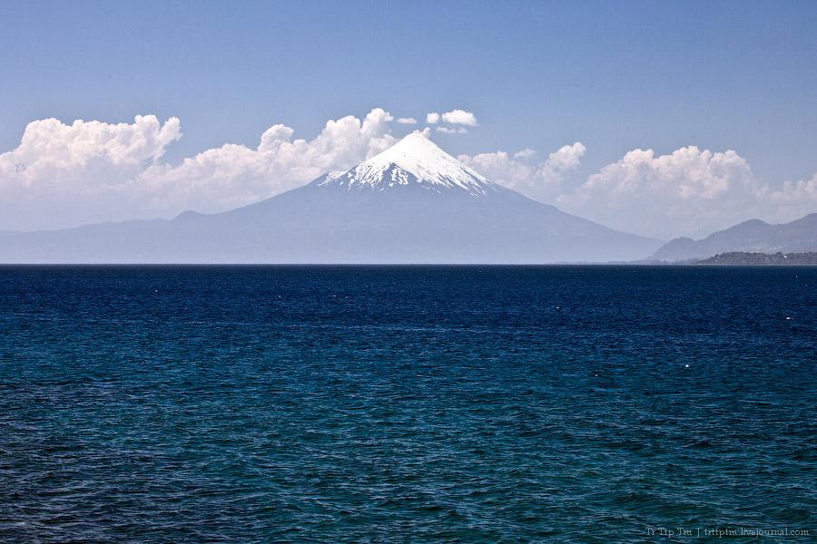 18. Зелёный край озёр и вулканов.