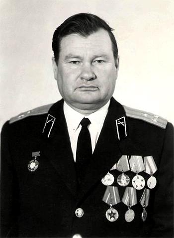Шаромов Владимир Александрович