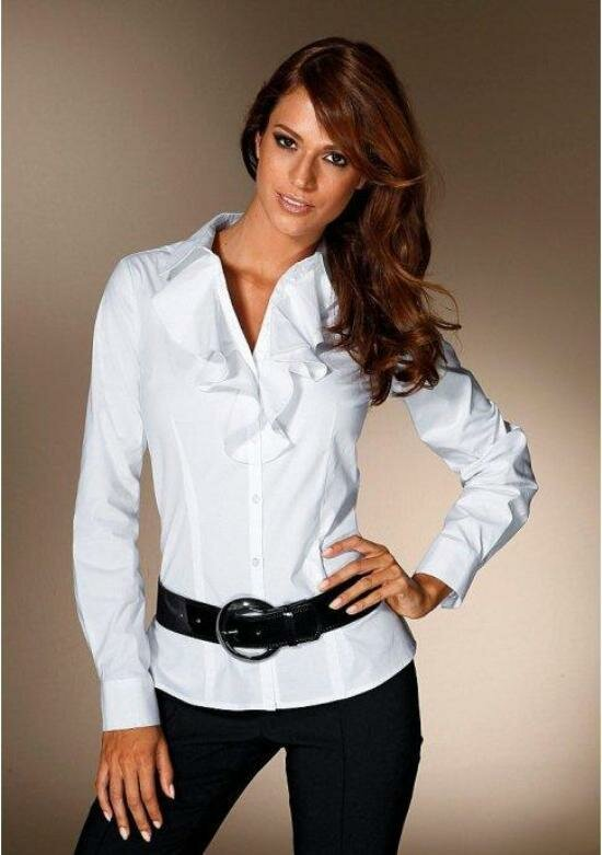 Блузки Для Женщин Фото