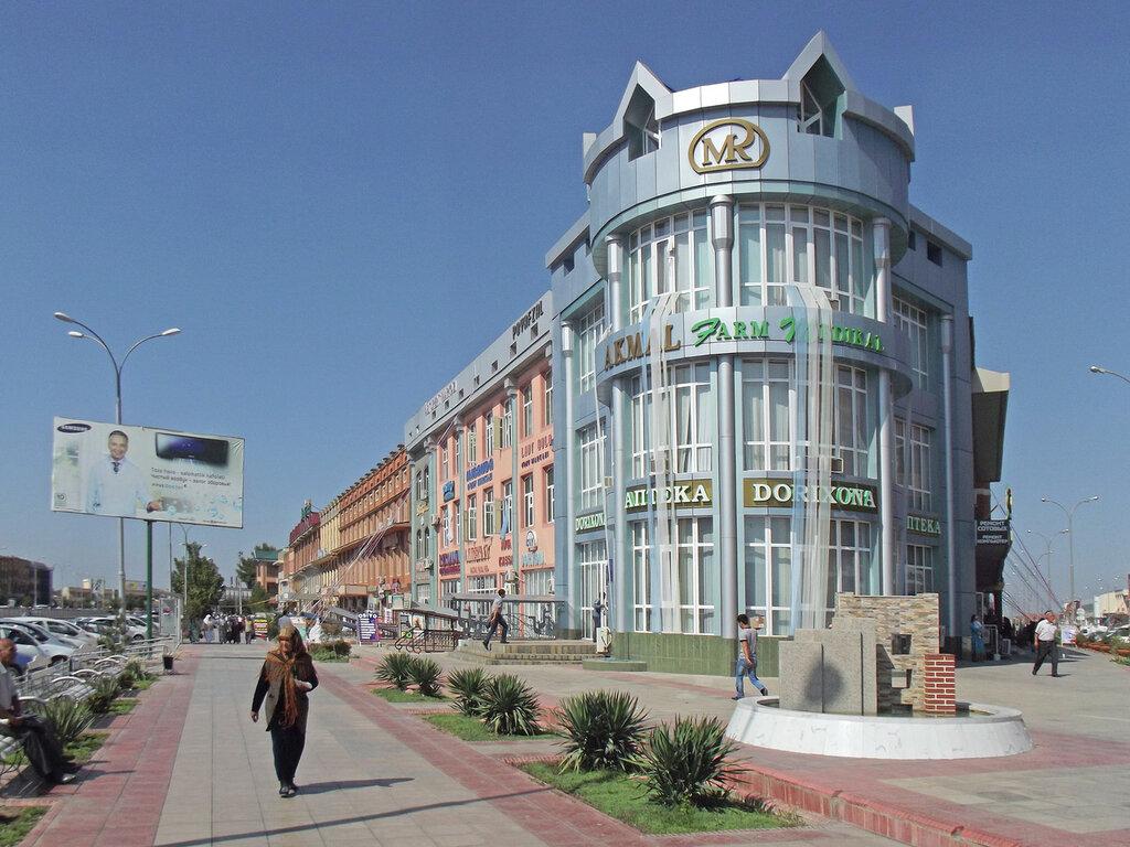 город фото андижан