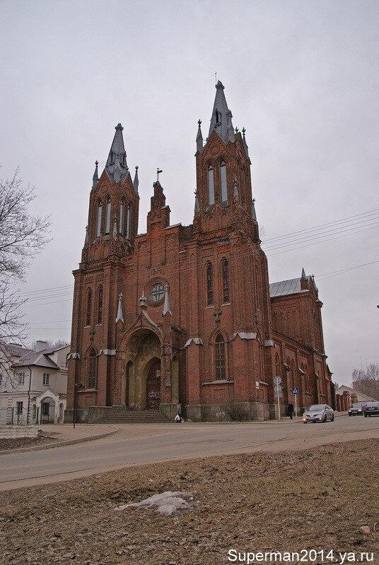 Смоленск - Собор Непорочного Зачатия Пресвятой Девы Марии