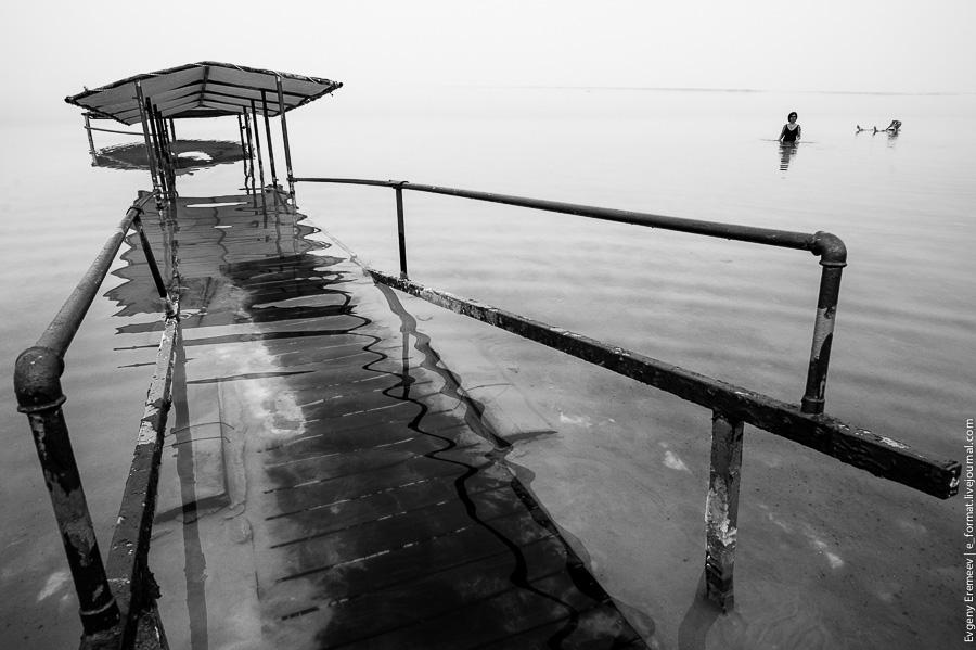 Мертвое море, Израиль