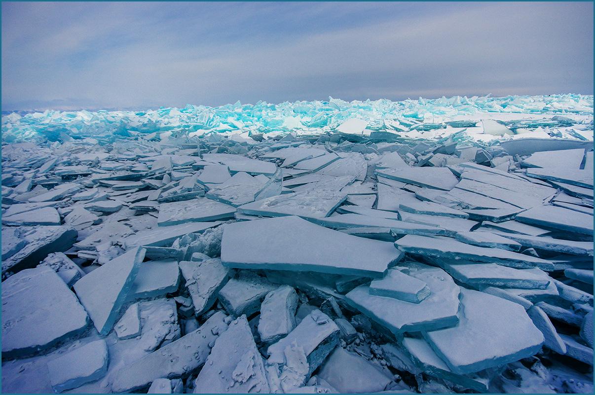 Байкальские льды