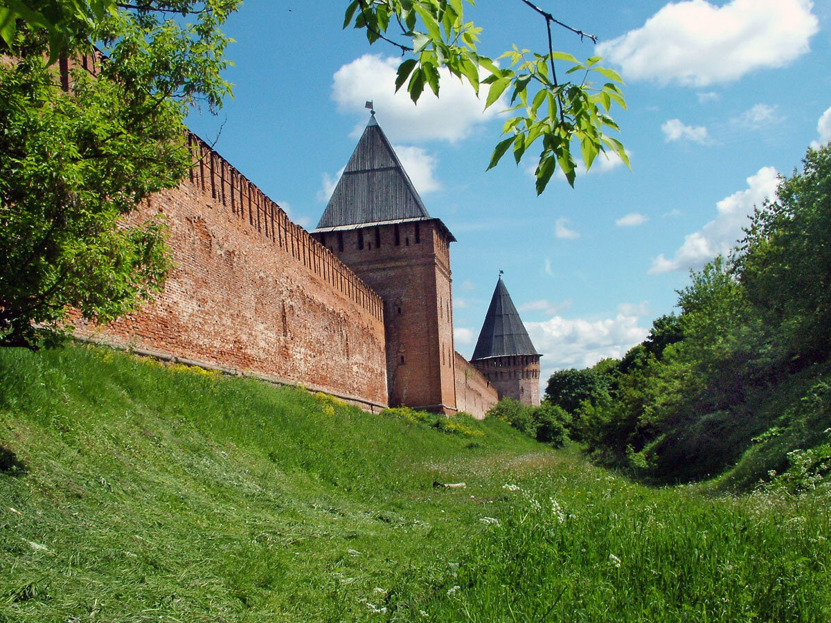 Смоленск. Автор фото: Юрий Семенов