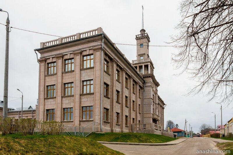 Дом культуры имени Чкалова в Чкаловске