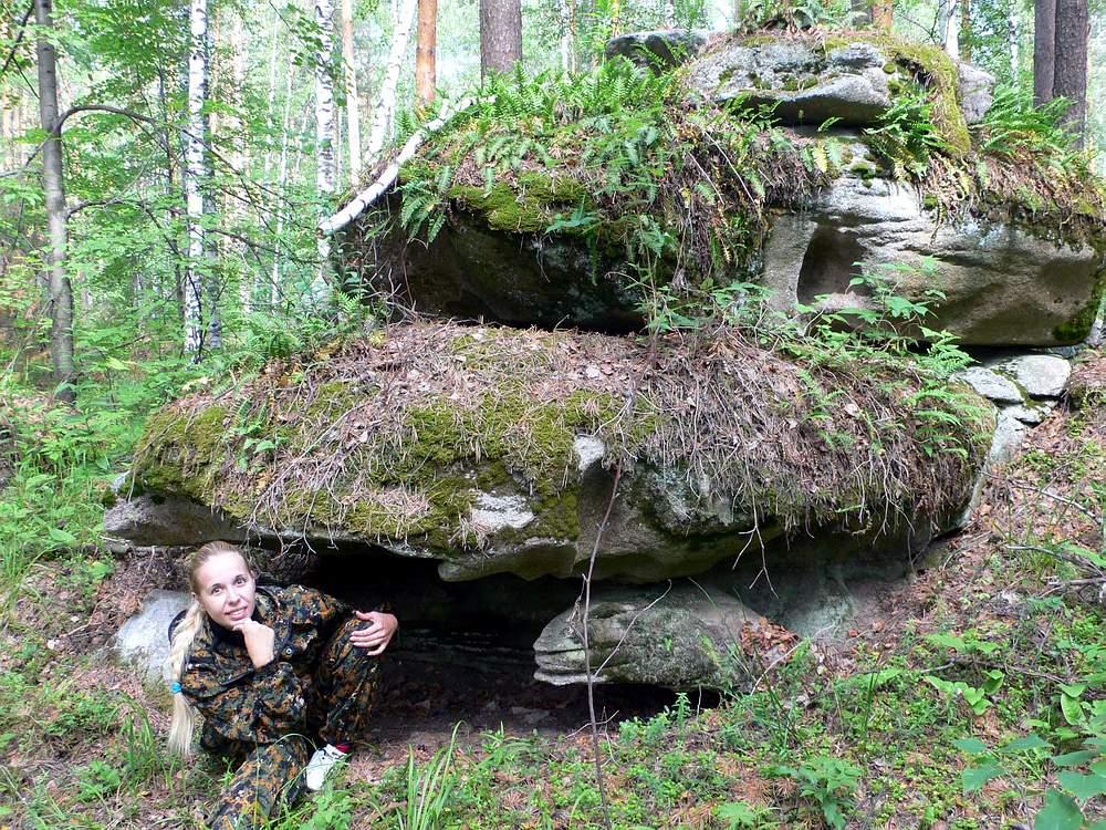 Уральские дольмены