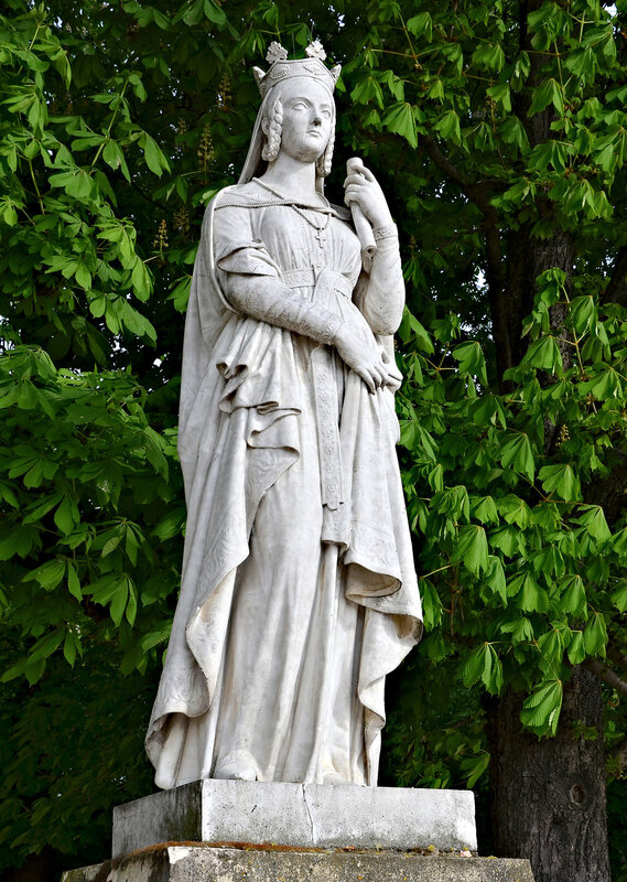 Святая Батильда (Франкская Королева VII века, канонизирована)