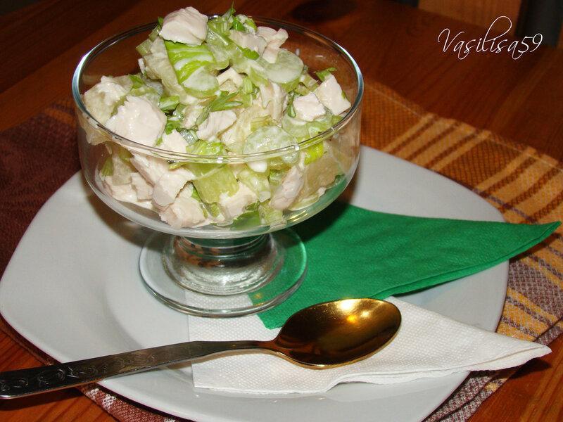 Креманки для салатов фото