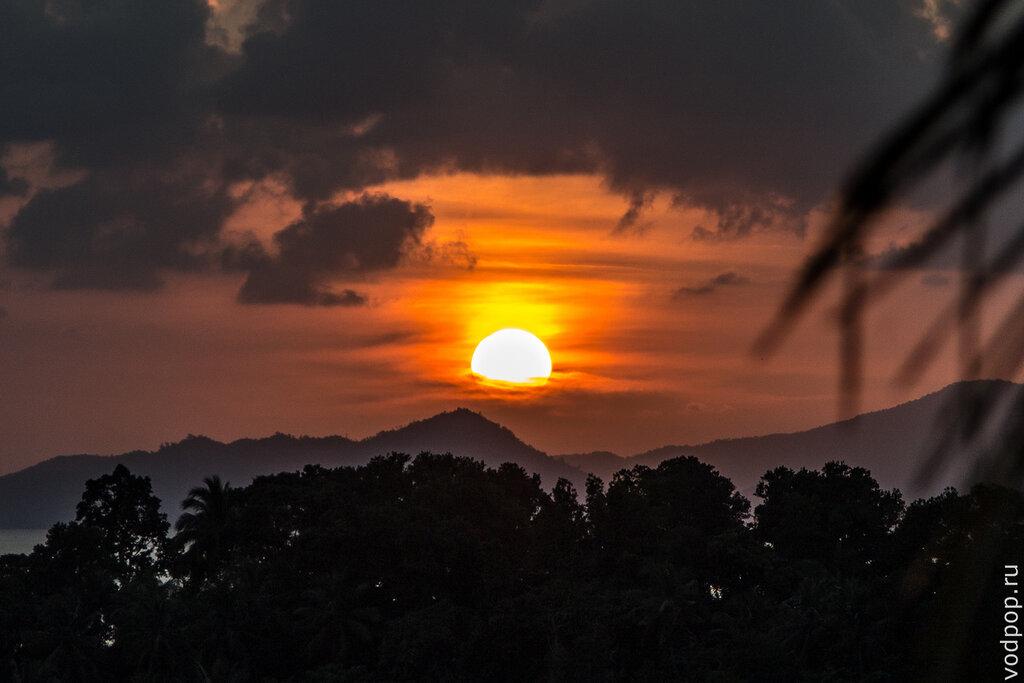 закат филиппины