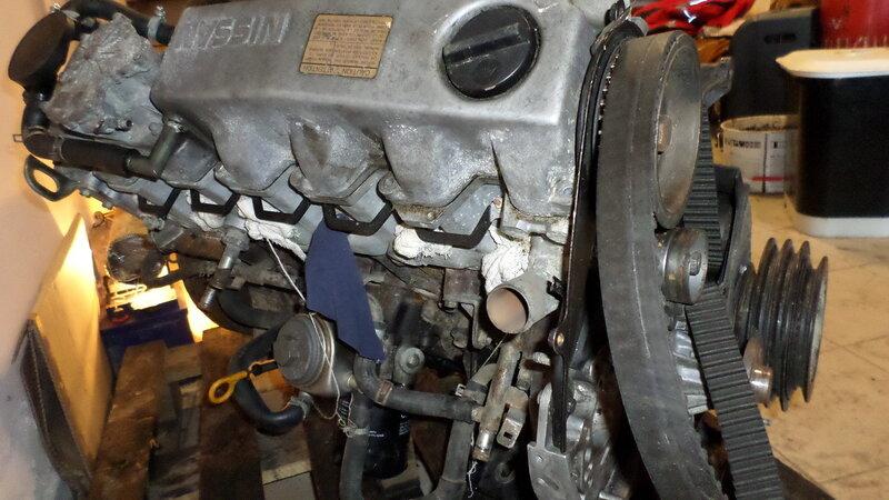 Ремонт двигателя рд 28 ниссан патрол своими руками