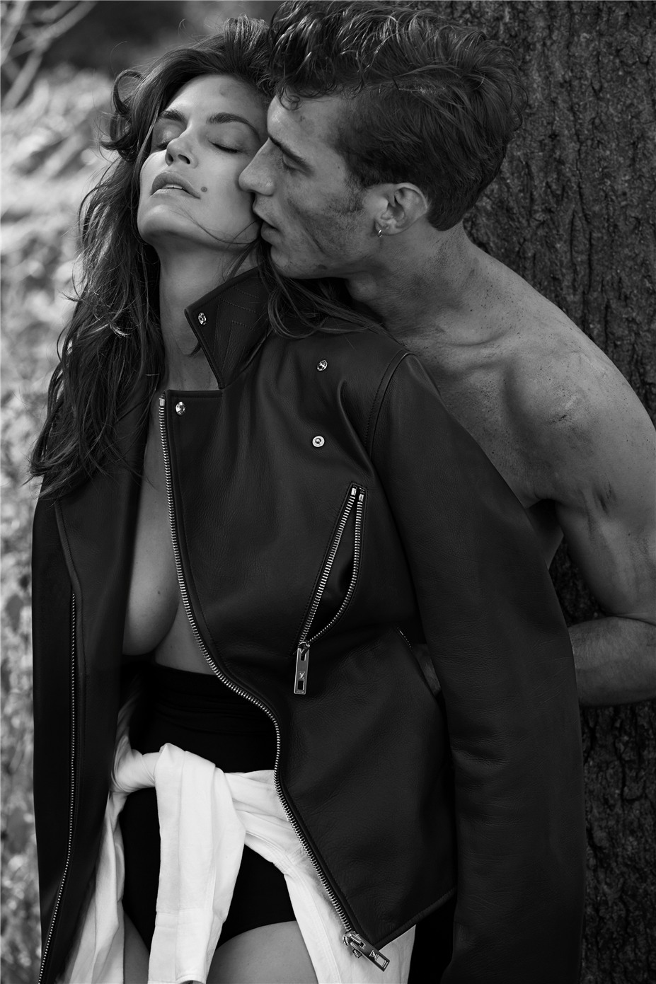 Синди Кроуфорд / Cindy Crawford & Clement Chabernaud by Sebastian Faena in V Magazine winter 2013