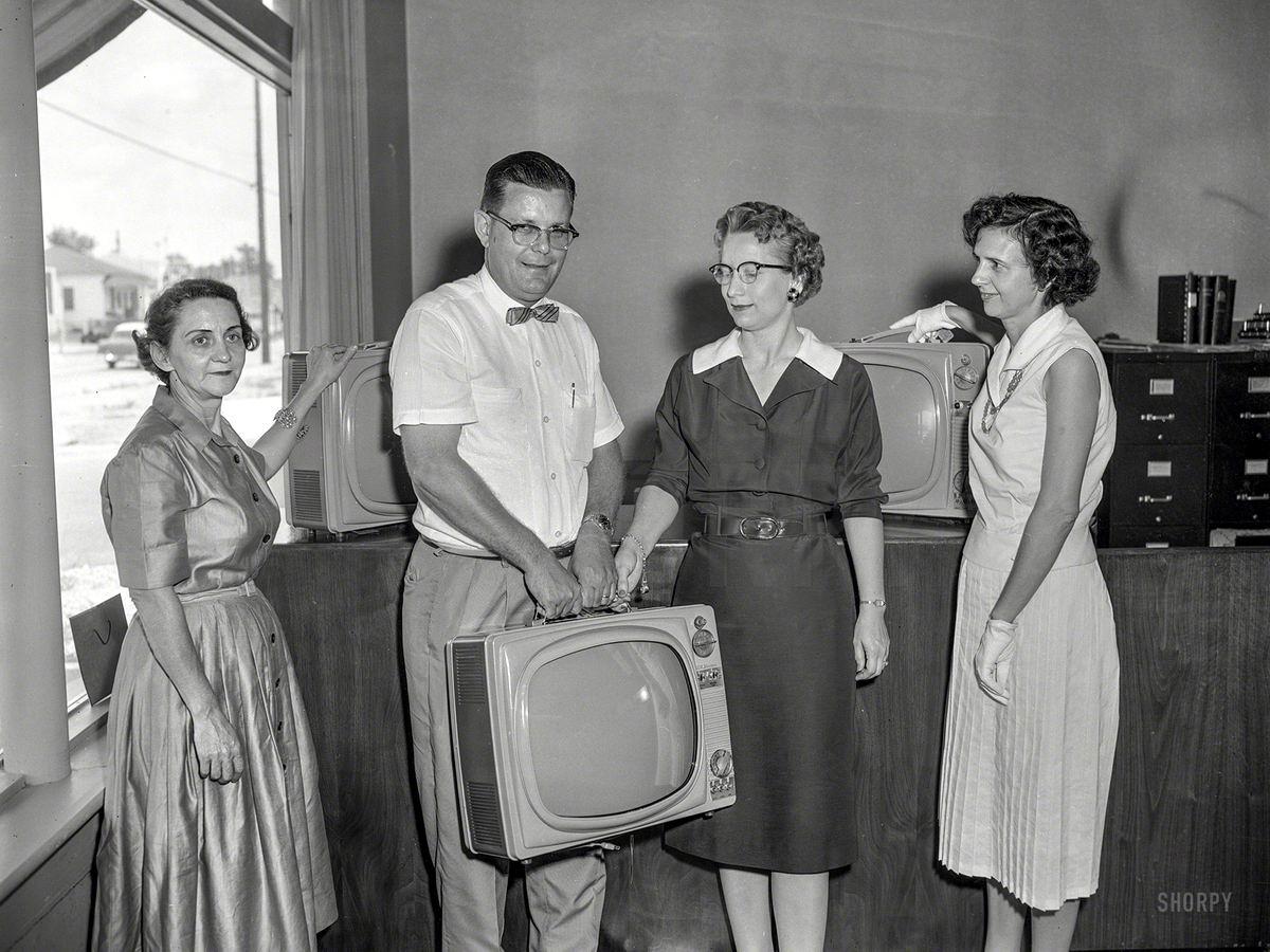 Пора в путь-дорогу: Ноутбук образца 1960 года