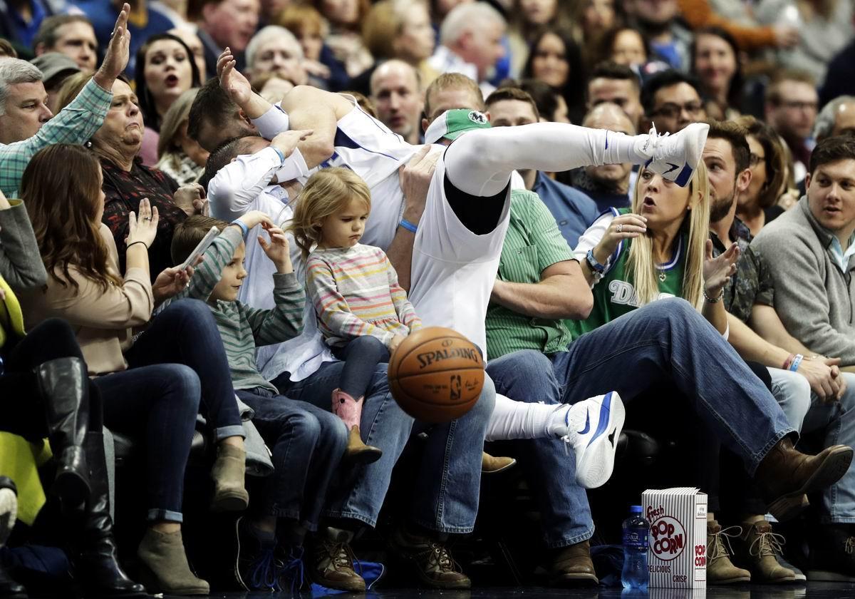 Держите меня крепче!: Такой вот американский баскетбол