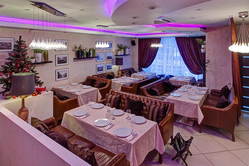 итальянский ресторан Osteria Vernace