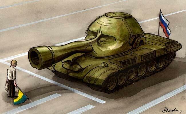 Новости Крымнаша.«Оккупанты репетируют войну — для этого и пришли»