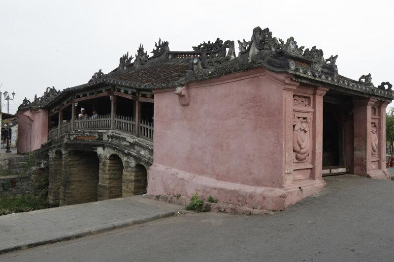 Хой Ан. Ворота в старый город