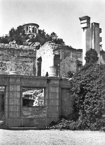 Орeанда. Развалины дворца