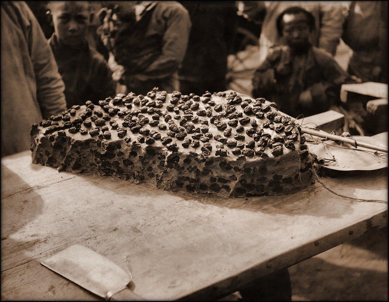 1915. Торт из проса и зизифуса, Пекин