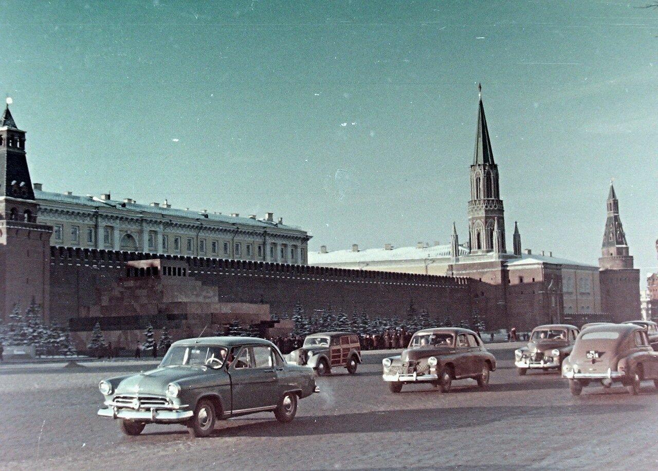 Фото старого города грязи красной площади 4