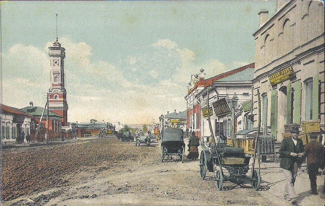 Преображенская улица