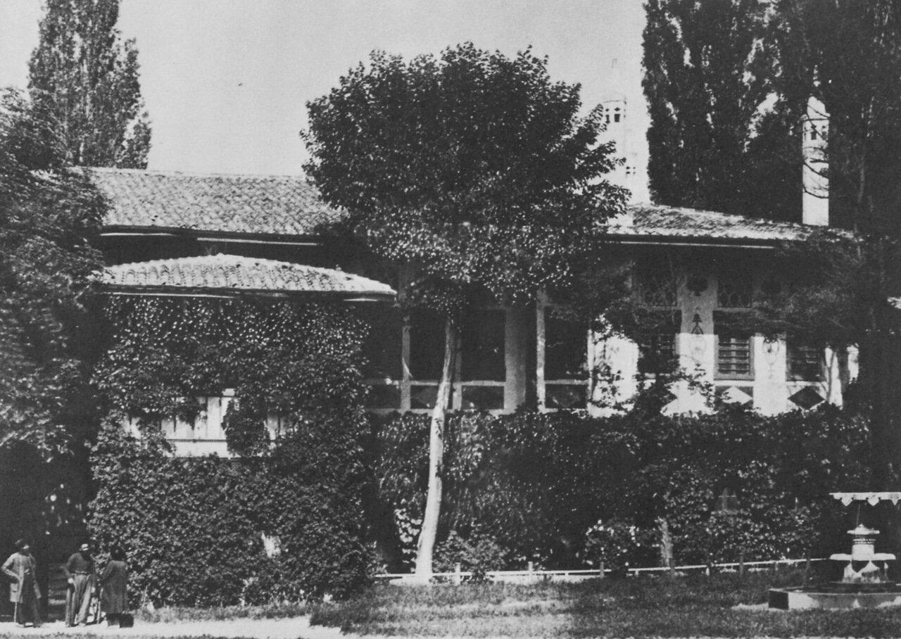Дворец Бахчисарай, резиденция хана Крыма