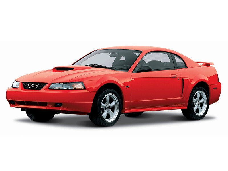 2003 FORD  MUSTANG (JAPAN)