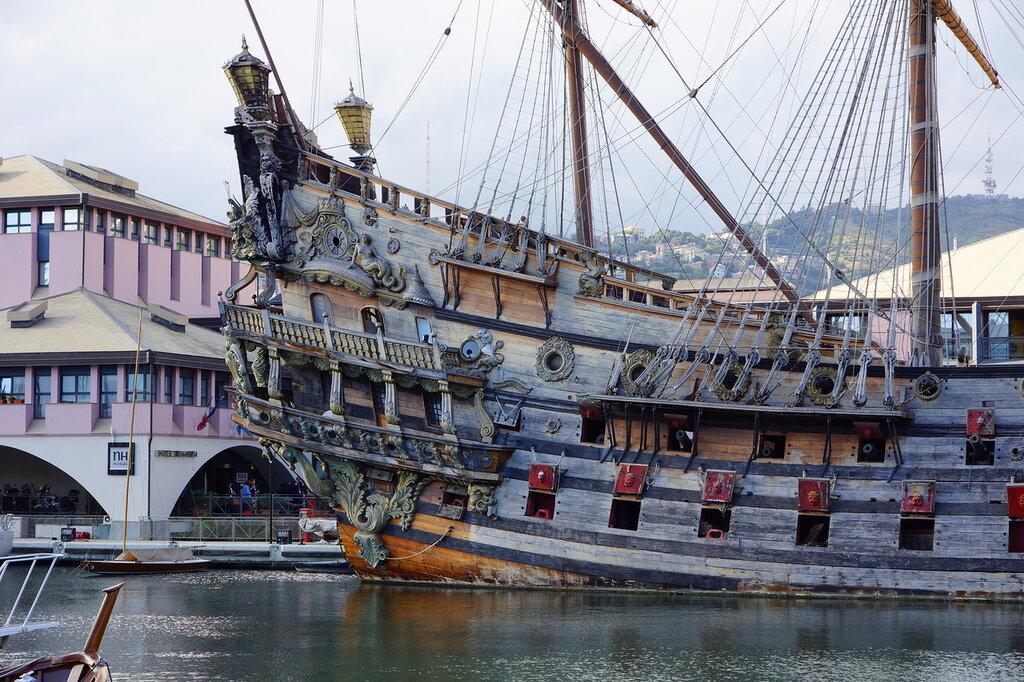 Alimentação de veleiro
