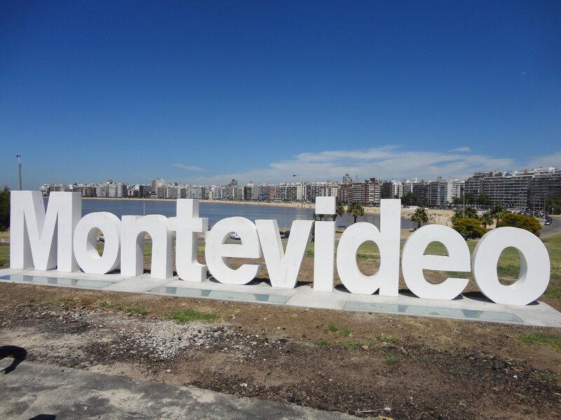 Монтевидео, Ч.3, Лучшая часть - набережные и пляжи