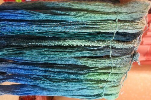 Giant Skeins Aqua HPKY