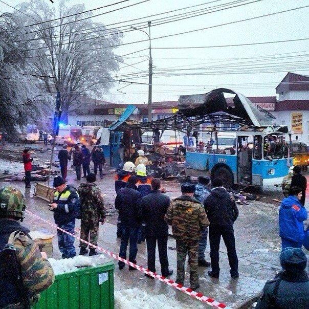Еще один теракт в Волгограде!