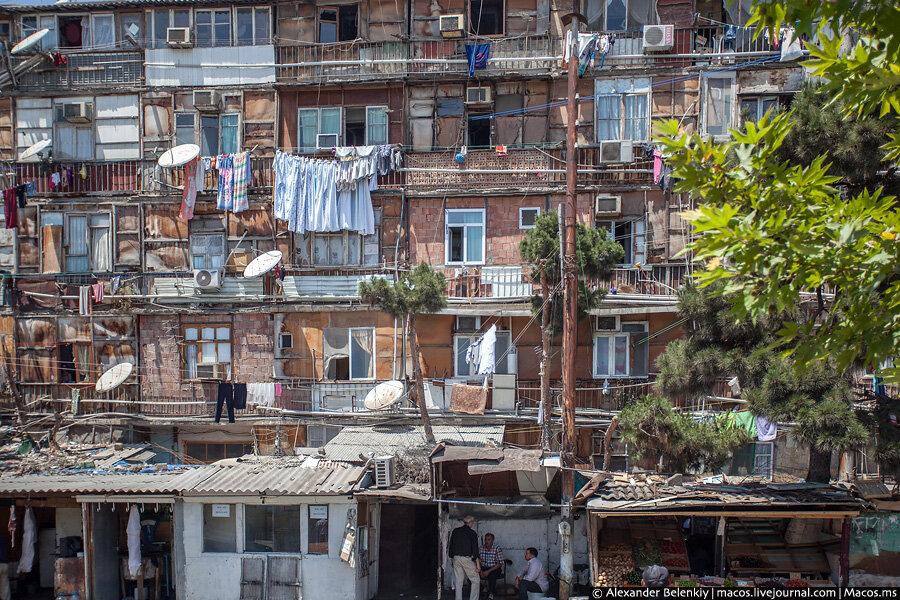 Как живут беженцы из Нагорного Карабаха