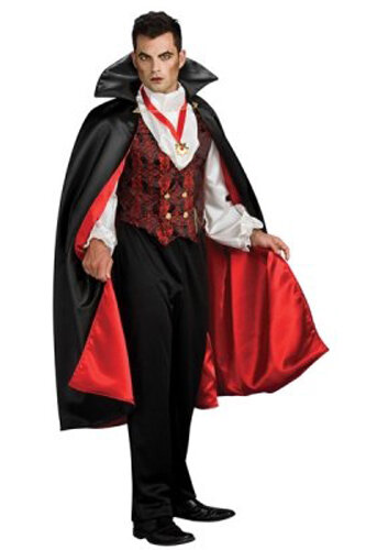 Мужской карнавальный костюм Вампир